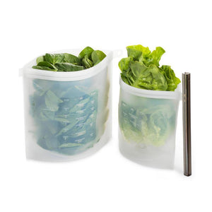 Seed & Sprout Silicone Food Pouch - 1l Small
