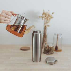 Seed & Sprout Insulated Stainless Steel Drink Flask