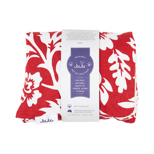 JuJu Hot or Cold Pack - Red Floral