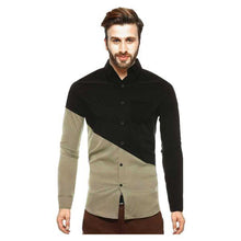 Load image into Gallery viewer, Combo of 3 Slim Fit Designer Cotton Shirts for Men