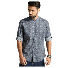 Load image into Gallery viewer, Combo of 3 Slim Fit Mix Fabric Shirts for Men