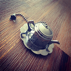 Min-Teapot Tea Infuser