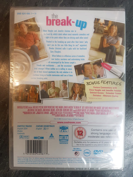 Copy of The Break up - DVD