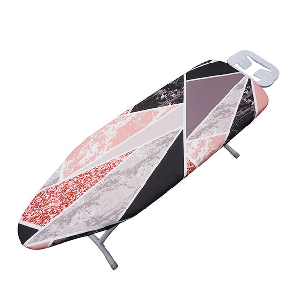 Fabric Marbling Ironing Board Cover Protective Press Iron Folding Non-slip For Ironing Cloth Guard Protect Garment 4 Colors