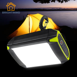 Flasher Mobile Power Bank Flashlight