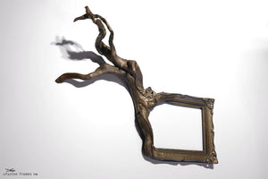 Fusion Frame Sculpture by Darryl Cox Jr - SIREN 4
