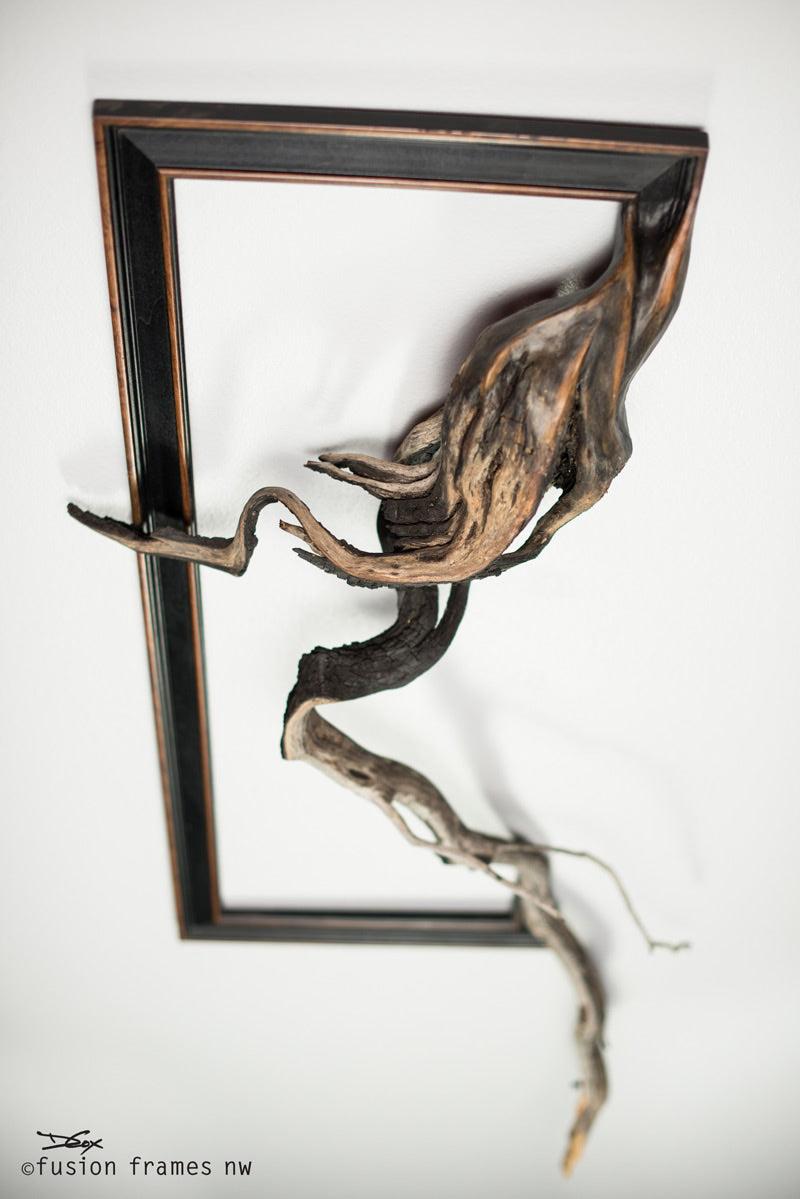 PIKE - Fusion Frame Sculpture