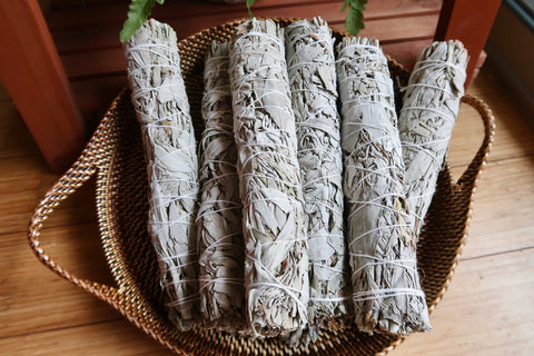 Jumbo Sage Smudge Sticks