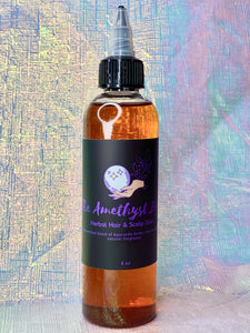 Herbal Hair and Scalp Elixir