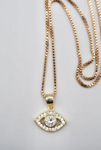 Eye Am Royalty necklace