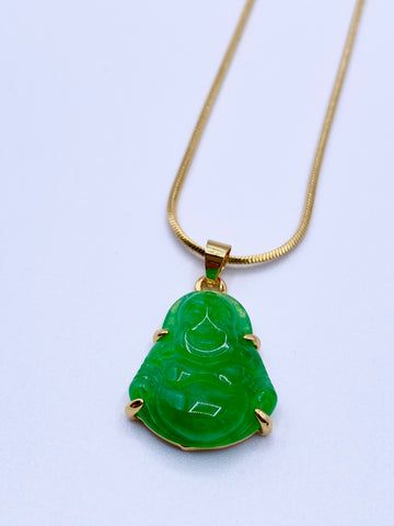 Lil' Buddha Necklace