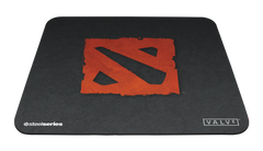 SteelSeries Qck+ Dota 2 Edition Mousepad