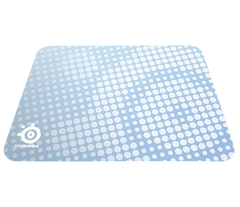 SteelSeries Qck+ Frost Blue Mouse Pad