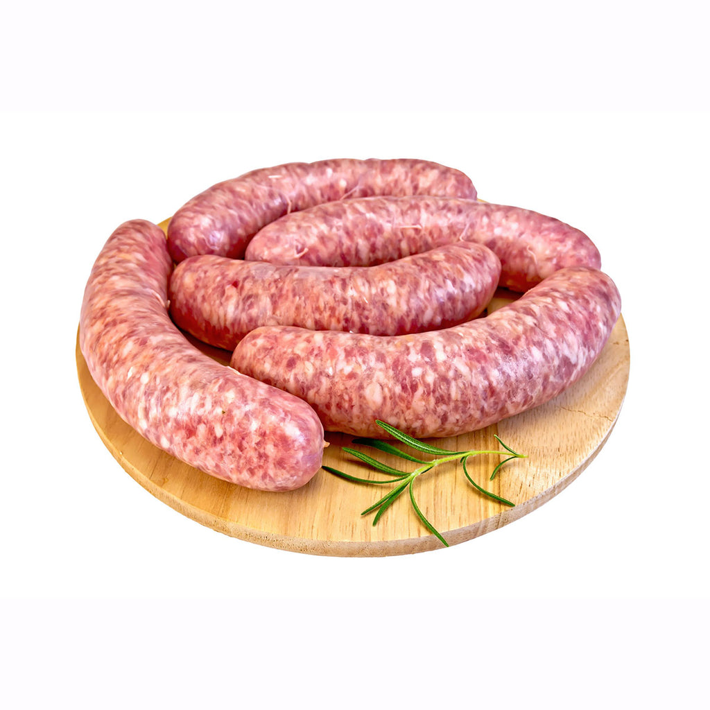 Sausages - Jonathan's Lamb and Pork (500-700g) approx 4