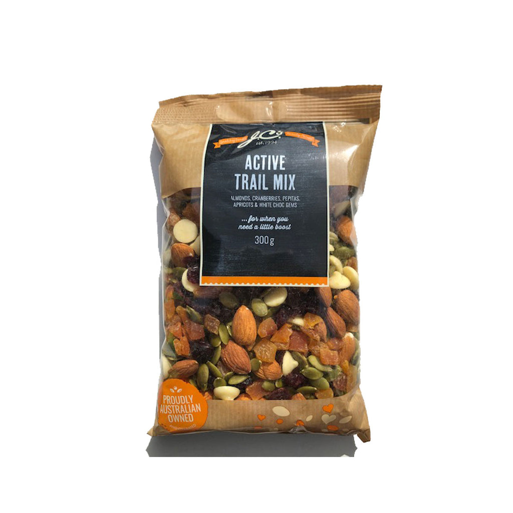 JC's Active Trail Mix 375g