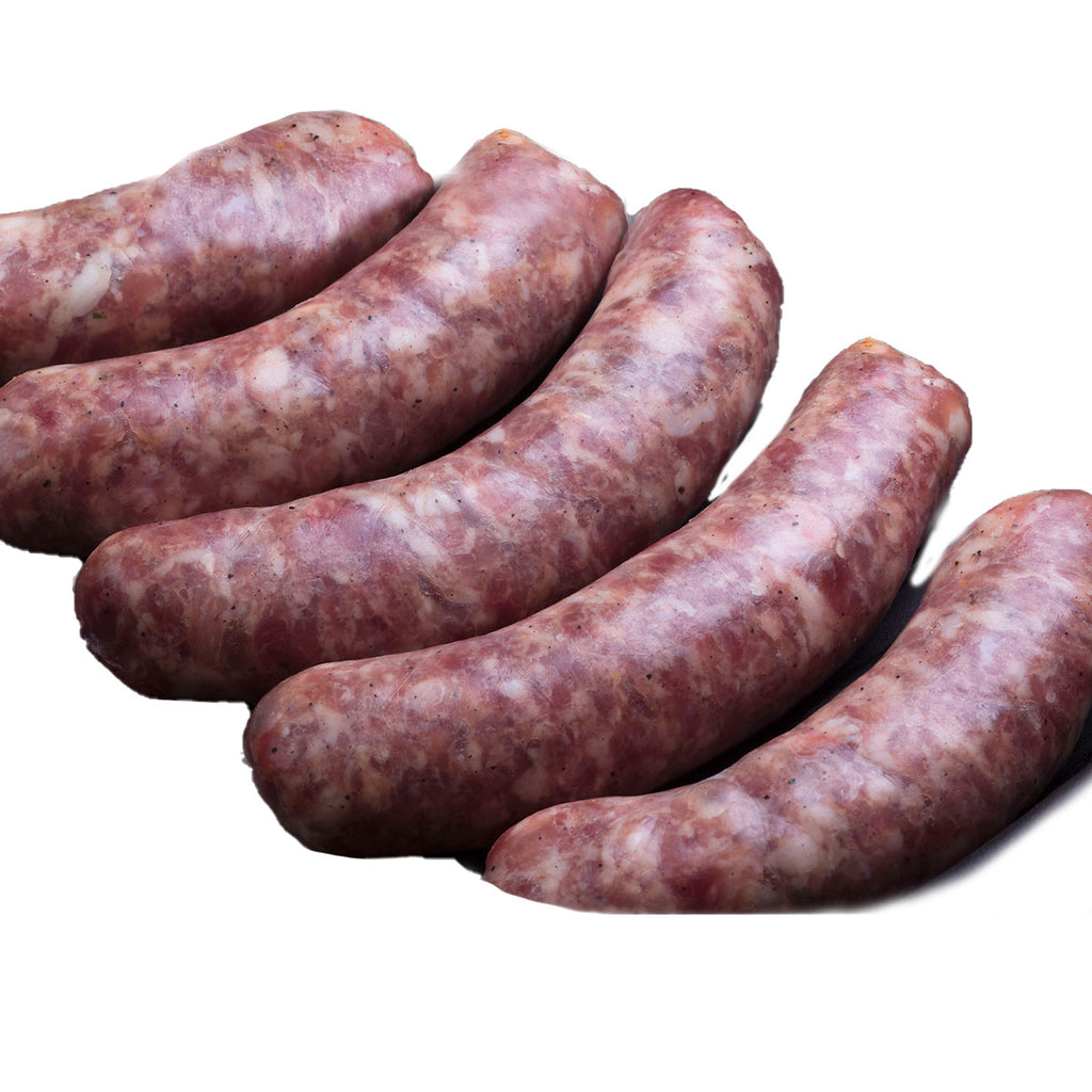Sausages - Jonathan's Beef and Chives (500-700g) approx 4-5