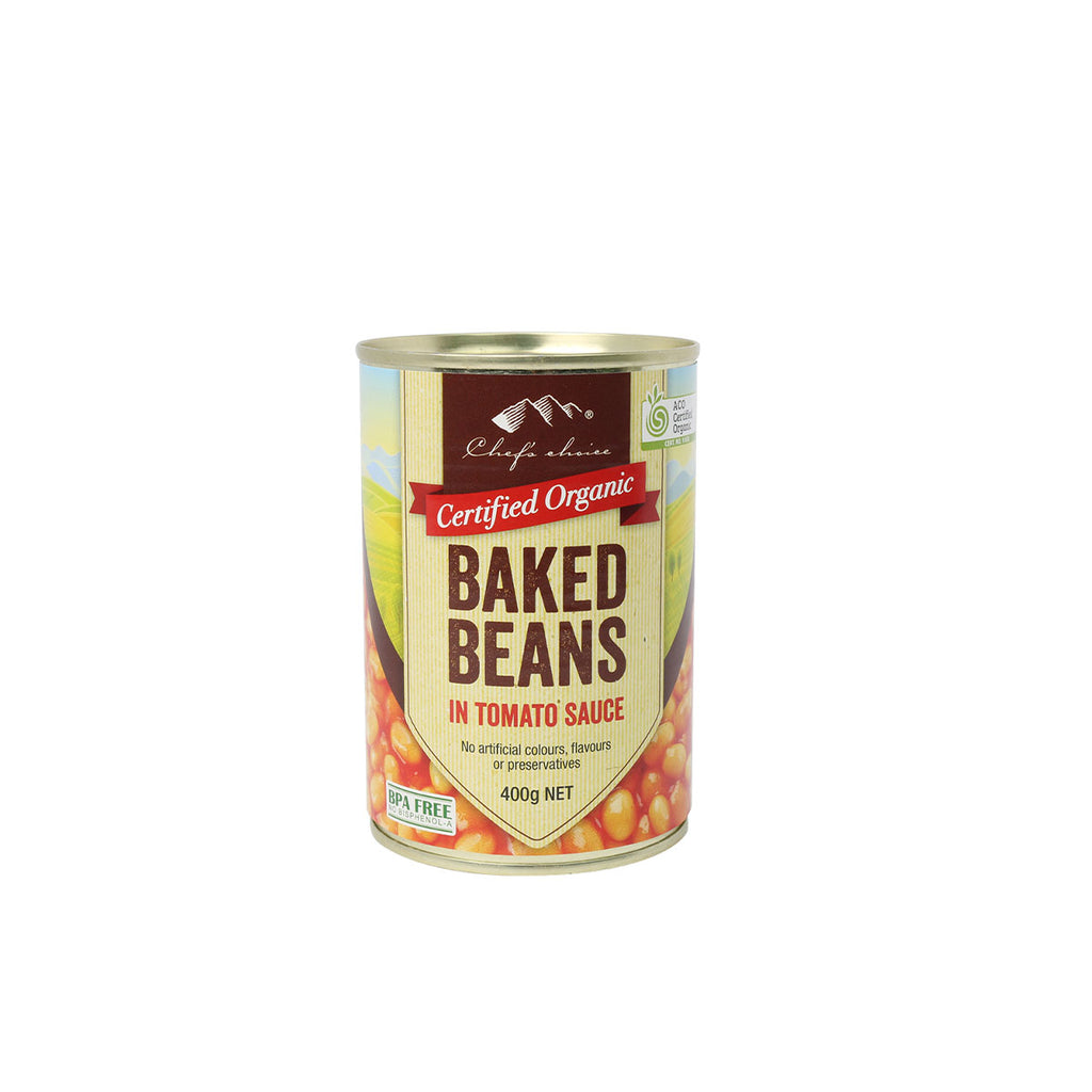 Certified Organic Baked Beans