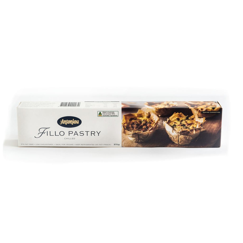 Antoniou Filo Pastry Chilled 375g