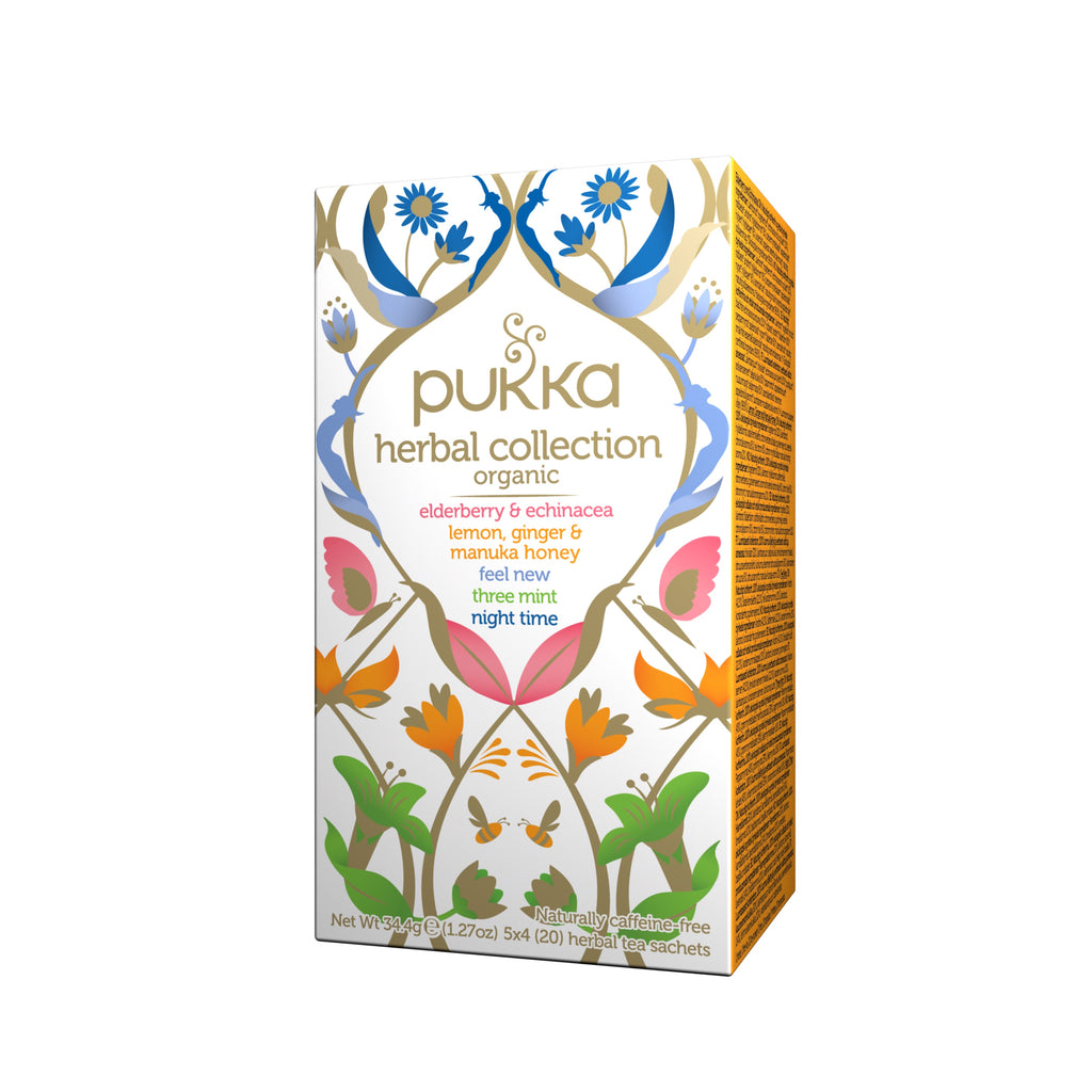 Pukka Tea - Herbal collection 34g