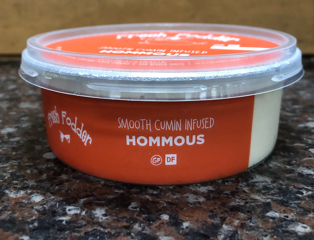 Fresh Fodder- Hommus with Cumin (200g)