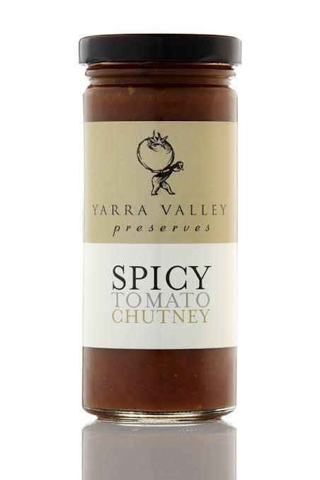 Yarra Valley Preserves Spicy Tomato Chutney