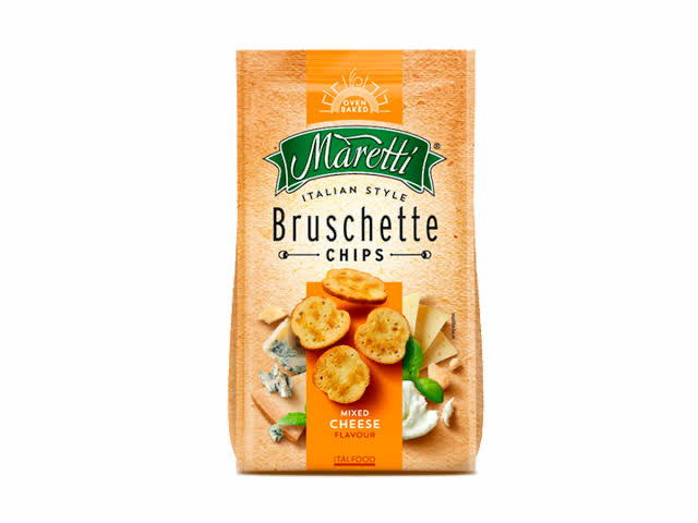 Maretti Bruschette Mix Cheese 70g