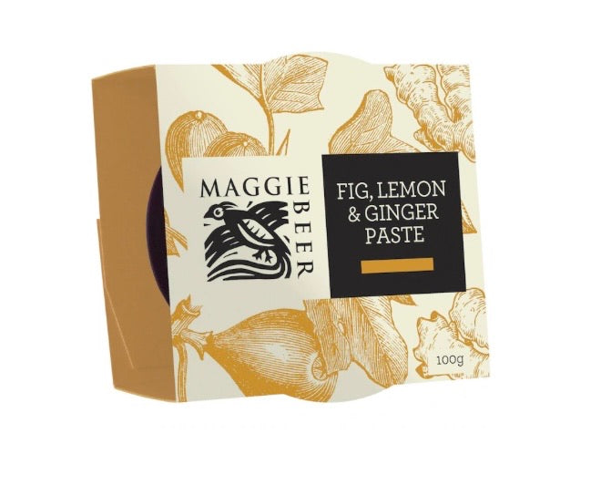 Maggie Beer Fig, Lemon & Ginger Paste 100g
