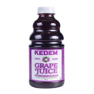 Kedem Grape Juice (946ml)