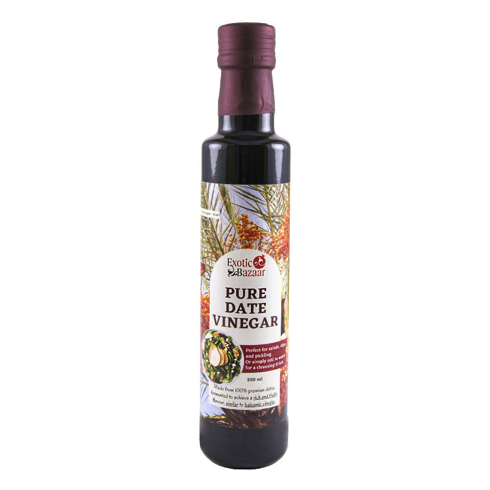 Exotic Pure Date Vinegar 250mL