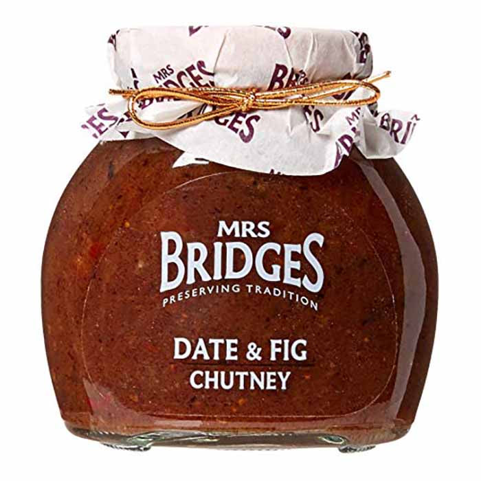 Mrs Bridges Date & Fig Chutney