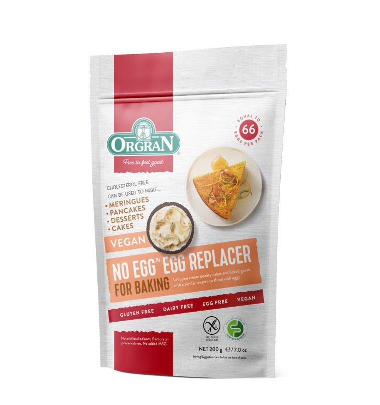 Orgran Egg Replacer Gluten Free 200g