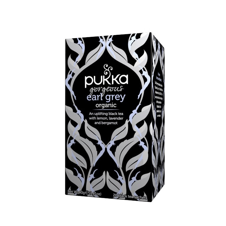Pukka Tea - Earl grey (40g)