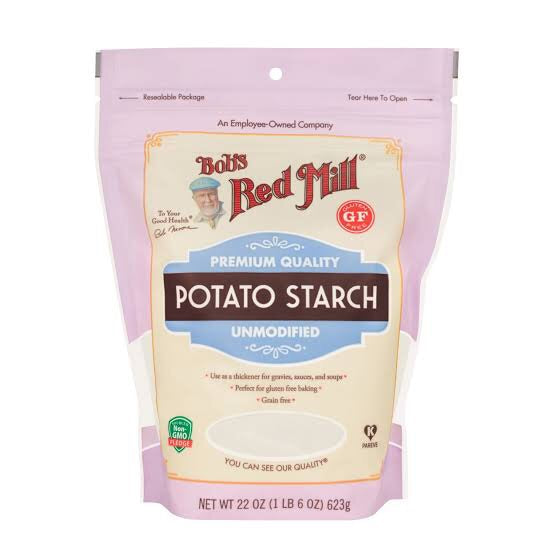 Bobs Red Mill Potato Starch 624g