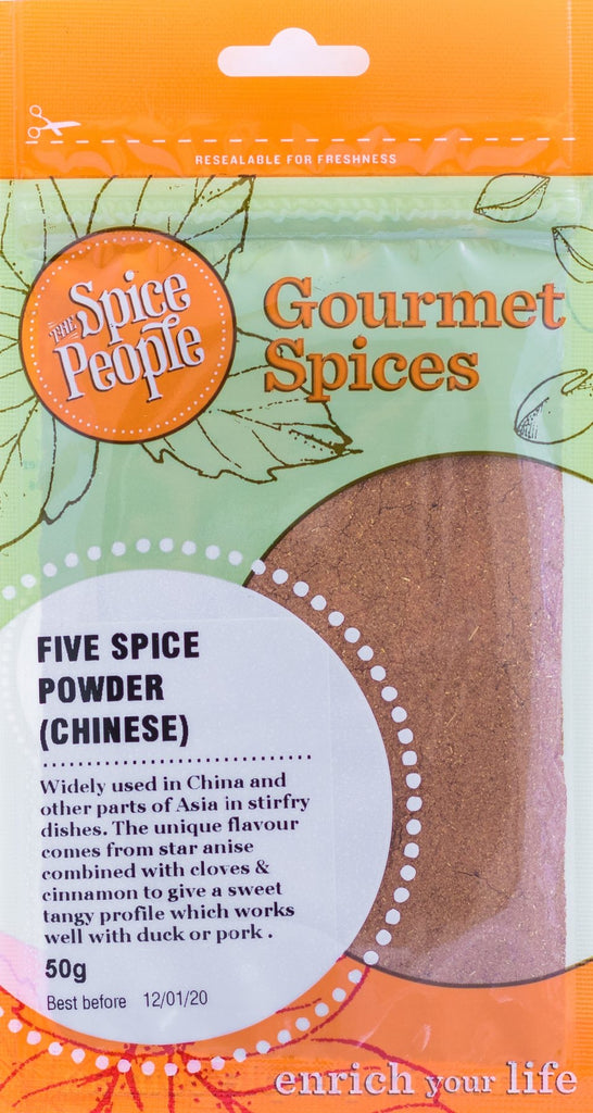 The spice people - Five Spice Powder (50g)