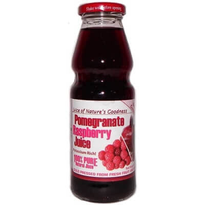 Juice of Nature's Goodness Pomegranate Cranberry Juice (1L)