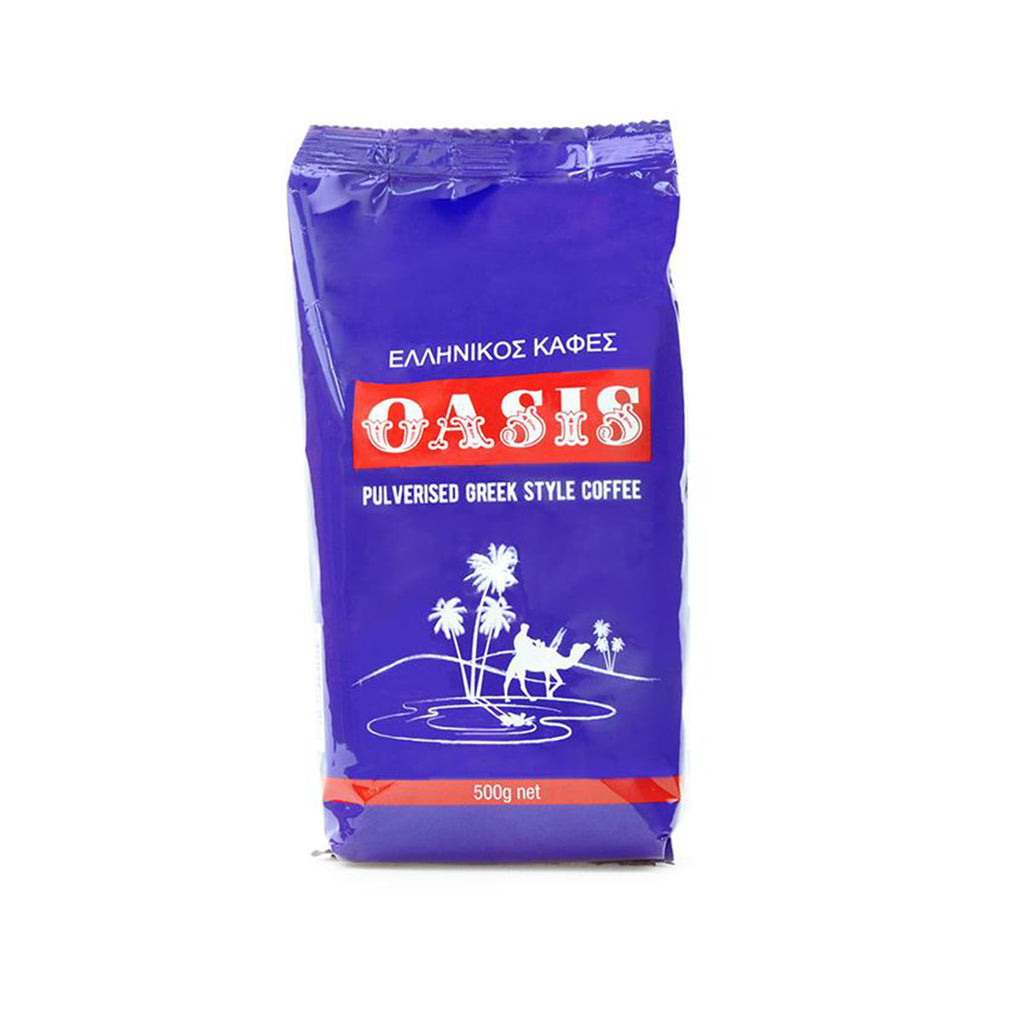 Oasis Polverised Greek Style Coffee