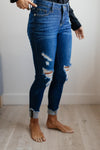 Judy Blue All About The Cuff Jeans