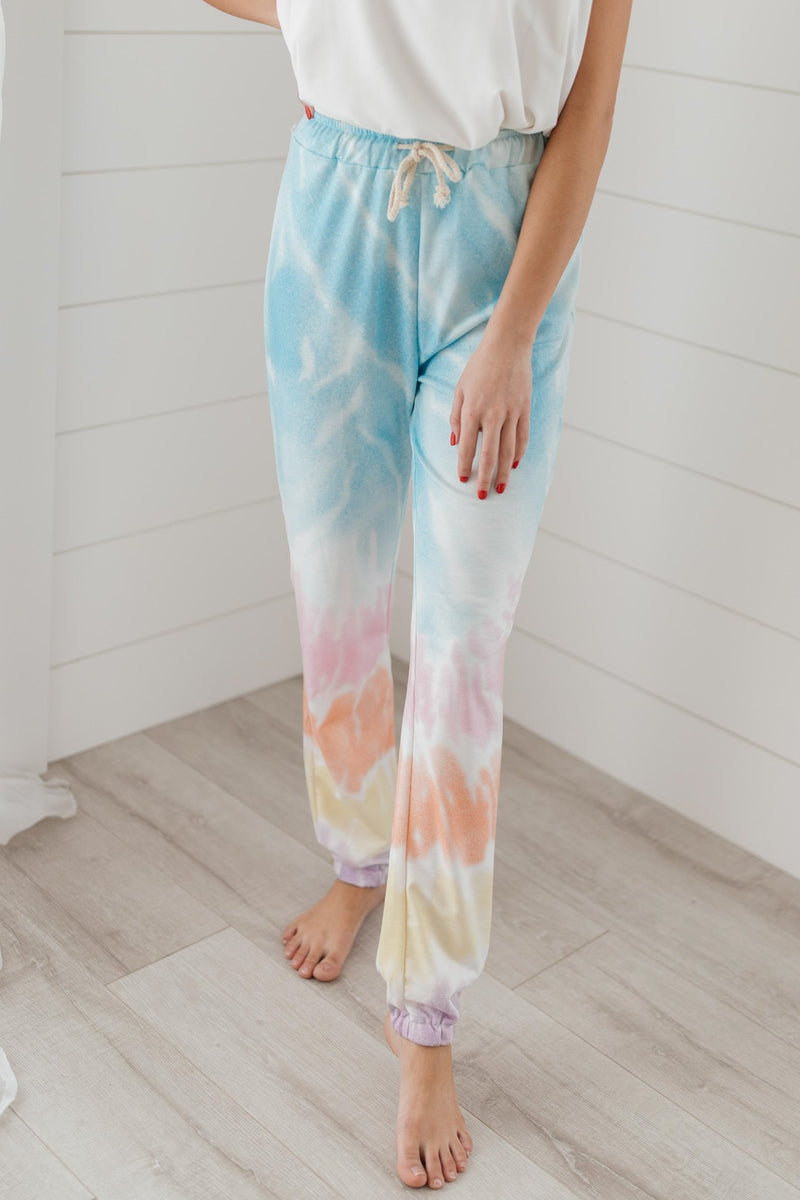 Color Explosion Joggers