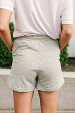 Modern Brenton Shorts in Sage