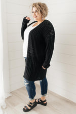 The Bailey Sweater Cardigan
