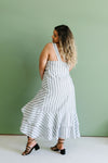Summer Perfected Striped Dress SAMPLE