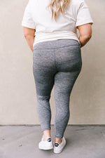 Tadasana Two-Tone Leggings SAMPLE