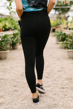 Mono B Working From Home Athletic Leggings