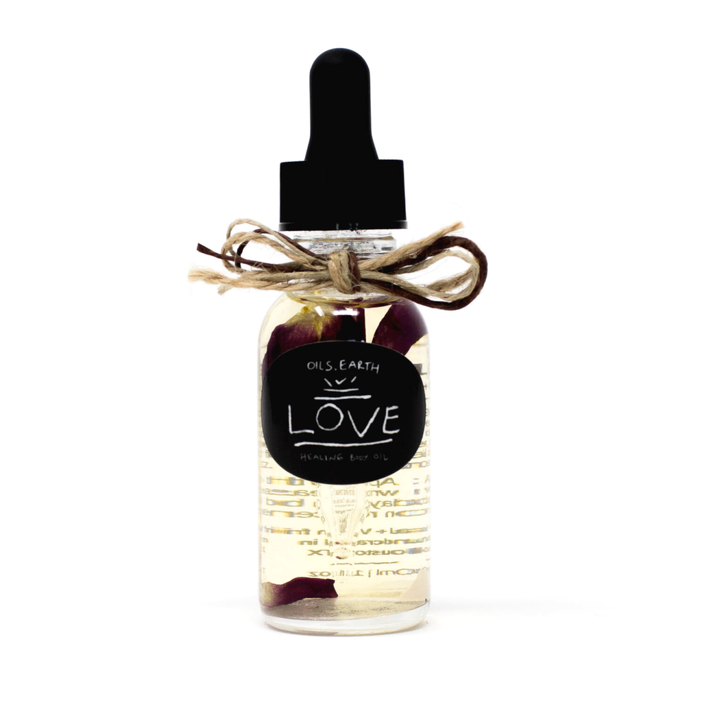 L.O.V.E • Worth + Confidence Body Oil