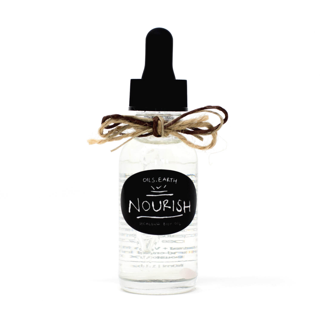 NOURISH • Nurture + Wholeness Body Oil