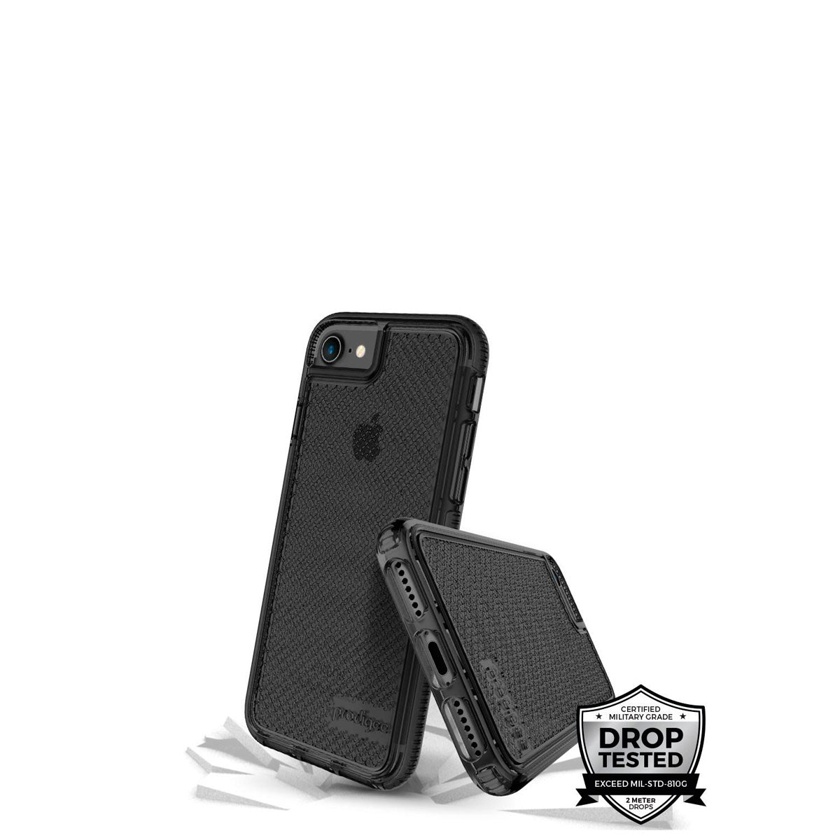 Capa de Smartphone Prodigee Safetee Apple iPhone 7/ 8/ SE 2020 Smoke