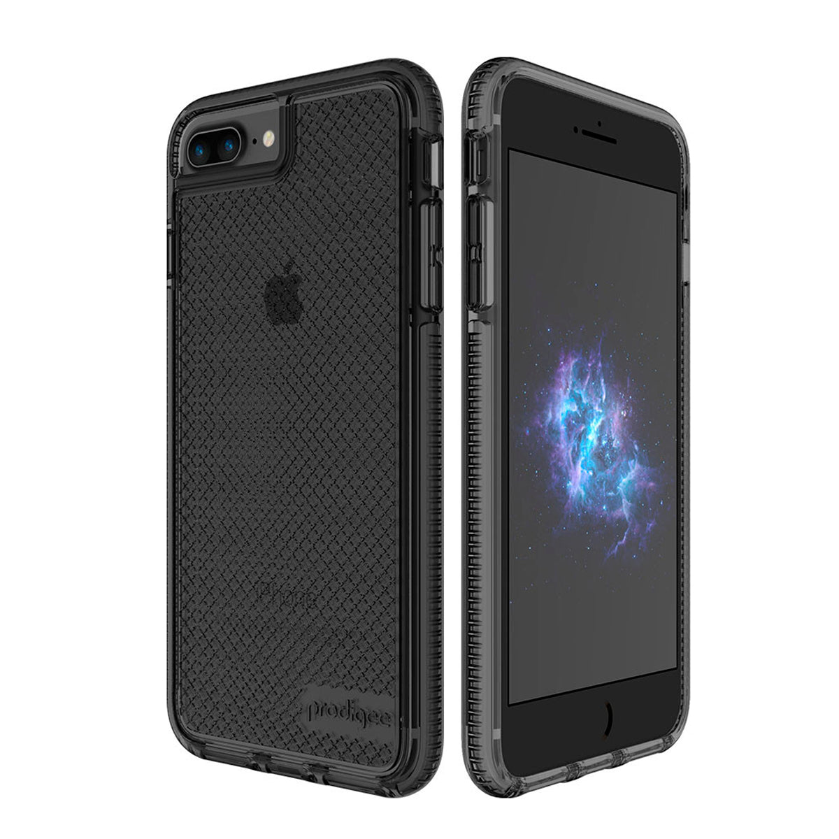 Capa de Smartphone Prodigee Safetee Apple iPhone X, Xs Smoke