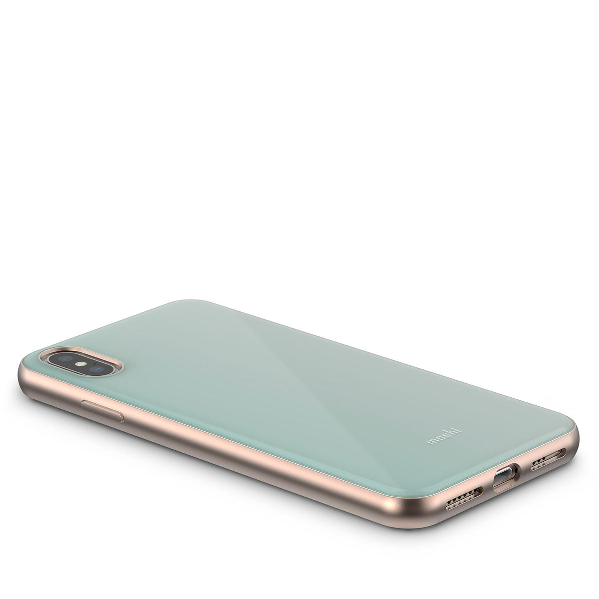Capa de Smartphone Moshi iGlaze Apple iPhone Xs Max Powder Blue