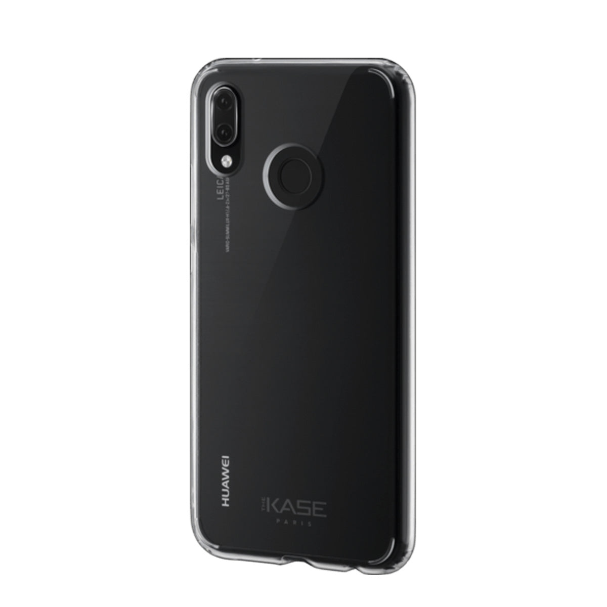 Capa de Smartphone The Kase Invisible Hybrid Huawei P20 Lite Transparente
