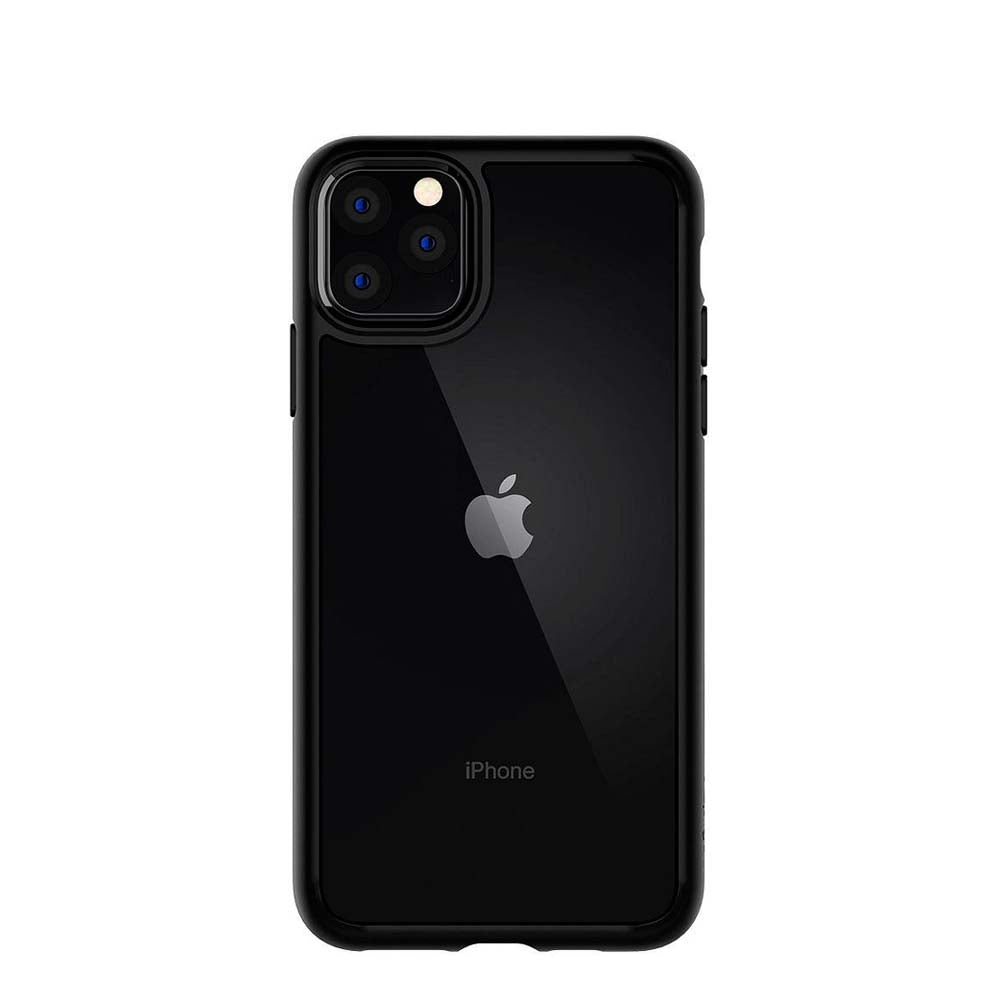 Capa de Smartphone Spigen Ultra Hybrid Apple iPhone 11 Pro Preta